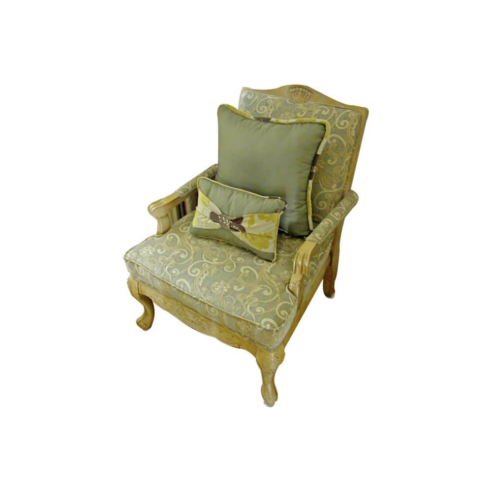 Bergére Chair